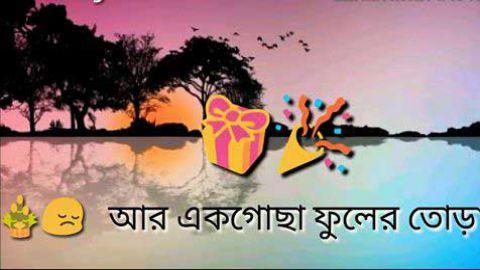Bengali Sad Status Video Download