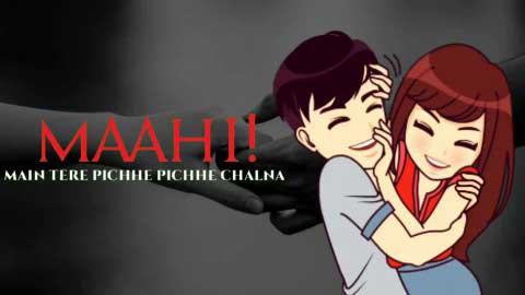 Ve Maahi Love Status Video Download