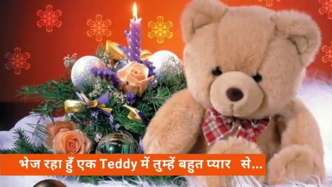 Happy Teddy Day Wishing Message Video Status In Hindi