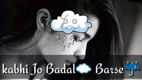 Kabhi Jo Baadal Barse