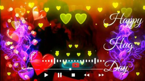 Most Popular Hindi Love Song Status On Happy Hug Day