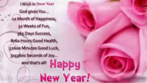 Happy New Year Status Beautiful Wishes New Year Greetings Video Download