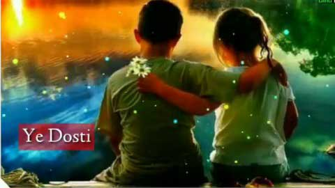 99 Best True Friendship Forever Whatsapp Status Video Song