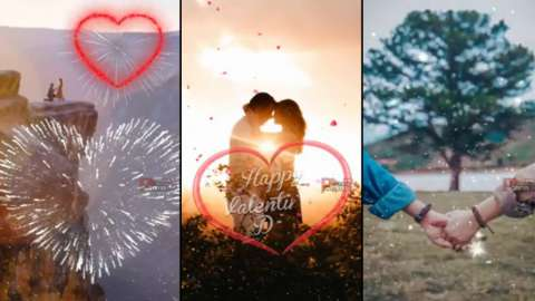 Happy Valentines Day Status Yenti Yenti Telugu Song Status