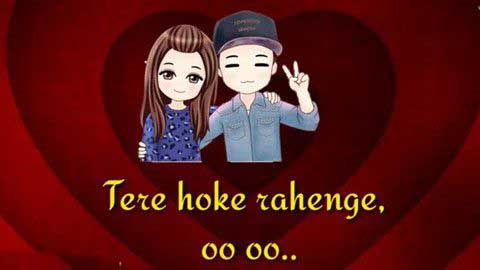 Tere Ho Ke Rahenge New Whatsapp Status