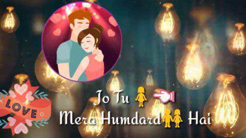 Hamdard Sad Song Status Video