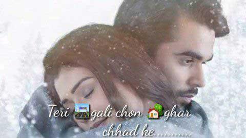 Roi Na - Shiddat Download Punjabi Video Status