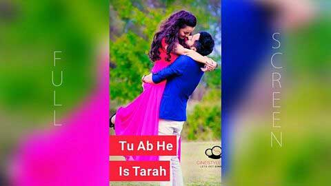 Chehre Mein Tere full screen status video new