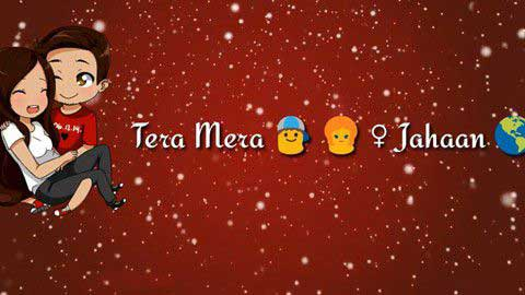 Heart Touching Tera Mera Jahan Sad Whatsapp Status