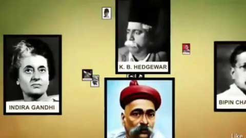 Indian Freedom Fighters Status Video