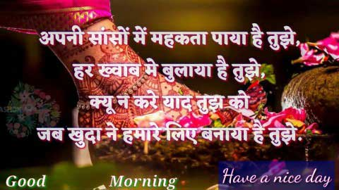 Good Morning Video Whatsapp Status Morning Shayari Wishes Quotes