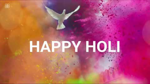 Happy Holi Whatsapp Status Video Lovely Holi Message 2019