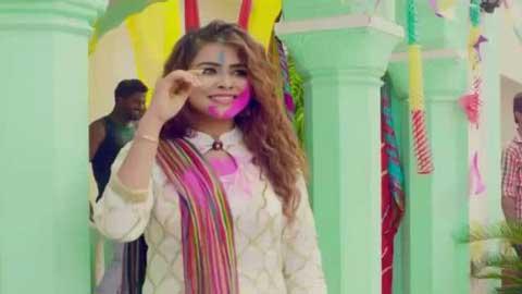 Holi Special Love Romantic Video Status