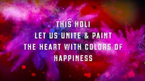 Best Holi Quote Greeting In English Happy Holi Quotes Status Video