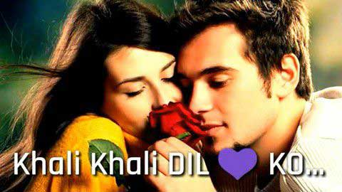 Khali Khali Dil Hindi Song Whatsapp Status Video