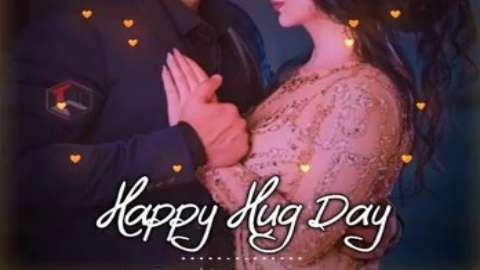 Hug Day Special Whatsapp Status Video Download