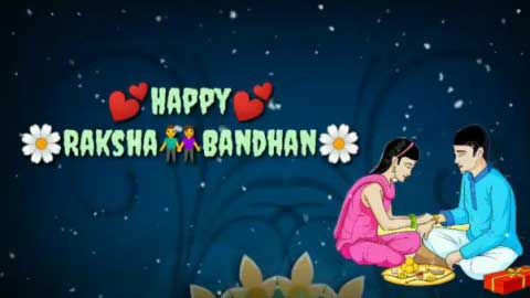 New Rakhi Geet Video Status Raksha Bandhan Status Video Song