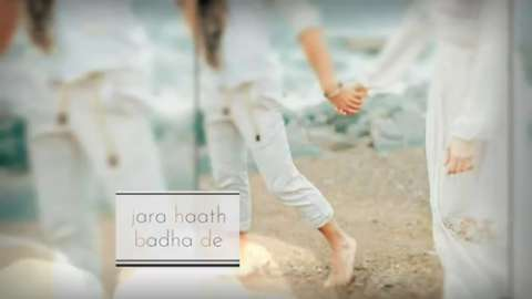 Hu Akela Jara Hath Badha De Sad Lyrical Whatsapp Status