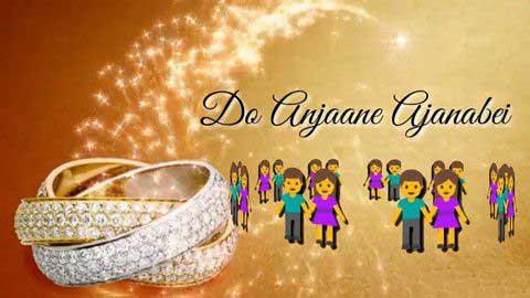 Do Anjaane Ajnabi Whatsapp Status In Hindi