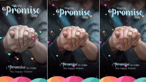 I Promise To Make Happy Forever Best Promise Day Short Video Status