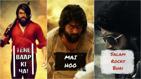 Kgf Attitude Dialogue Full Screen Status