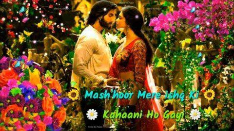 Deewani Mastani Hindi Video Status For Whatsapp