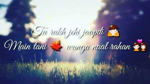 Rukh - Akhil Punjabi Video Status
