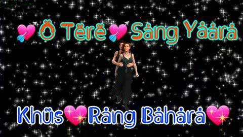 Tere Sang Yaara Whatsapp Status Video