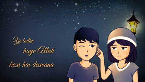 Yeh Ladka Hai Allah - Female