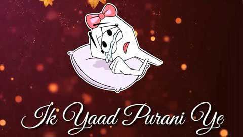 Ik Yaad Purani Sad Status