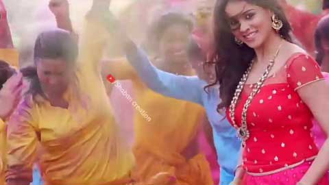 Holi Special Whatsapp Status Video Happy Holi