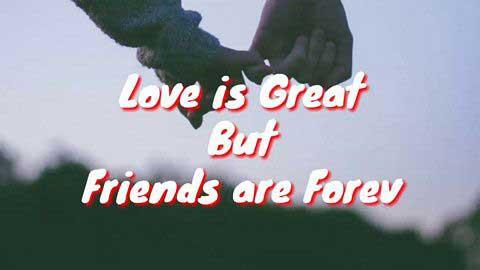 Kaun Kehta Hai Dosti Friendship Status In Hindi Video