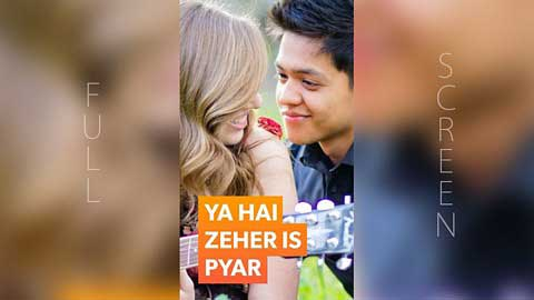 Wajah Tum Ho Full Screen Status Video In Hindi