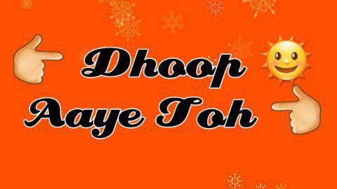 Dhoop Aaye To - Female Cover Whatsapp Sad Status Video