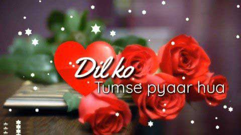 Dil Ko Tumse Pyar Hua