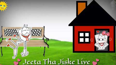 Jeeta Tha Jiske Liye Heart Touching Hindi Sad Video Song Download