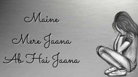 Maine Mere Jaana Hindi Status Video Song