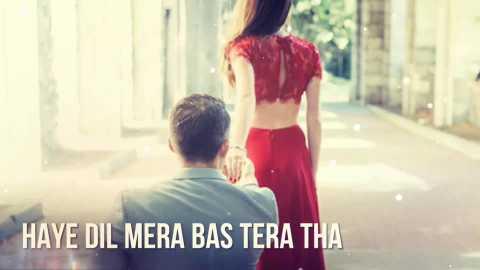 Ankh Hi Na Royi Hai Status Videos