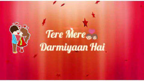 Tere Mere Love Hindi Status