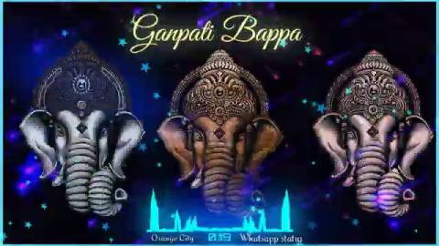 Ganpati Bappa Whatsapp Status 2019 Ganesh Chaturthi Video