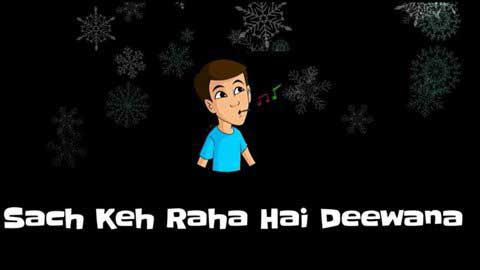 Sach Keh Raha Hai Deewana Alone Whatsapp Status Video