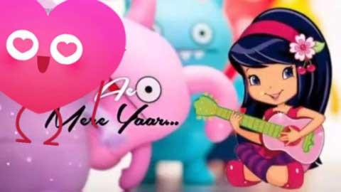 Yeh Dosti Hum Nahi Todenge Status Video Song