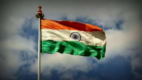 Indian Flag Waves Status Video For 26 January