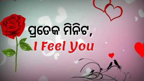 I Love You Odia Emotional Status Download