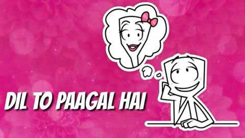 Dil To Pagal Hai Best Video Status Hd Download