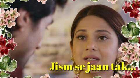 Jism Se Jaan Tak Paas Aate Gaye Emotional Status Video