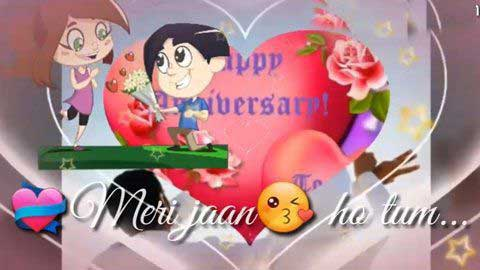 Marriage Anniversary Beautiful Status For Love Status