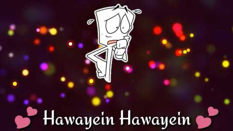 Hawayein Sad Song Status Video