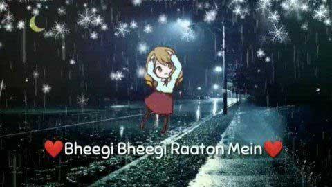 Bheegi Bheegi Raaton Mein - Female