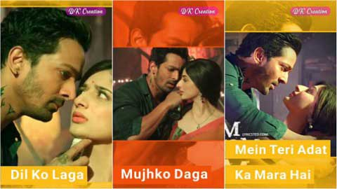 Sanam Teri Kasam Full Screen Status Download 2019